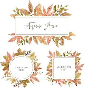 Autumn frames