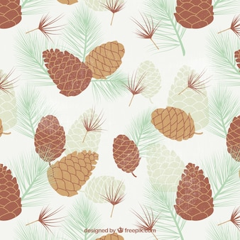 Autumn fund with pineapples