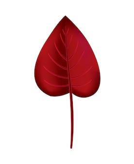 Осенний отпуск. символ с акварельной текстурой, векторные иллюстрации. изолированный лист дерева элемента дизайна. оставьте для сезонного дизайна поздравительной открытки