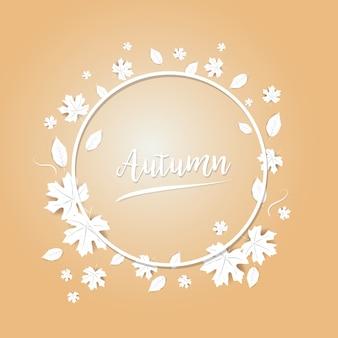 Autumn leaves festival