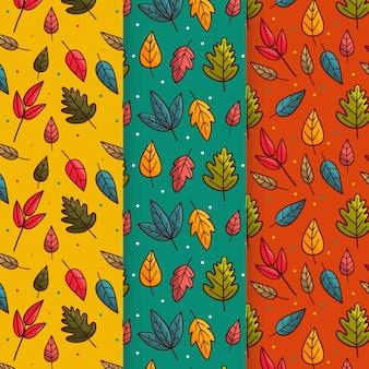 秋柄コレクション