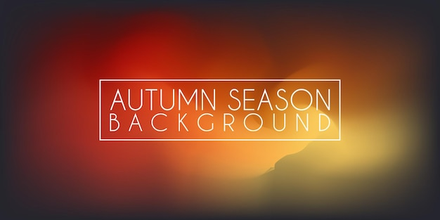Autumn vibes color oil painting blur artistic texture background
