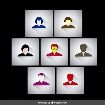 Коллекция аватары