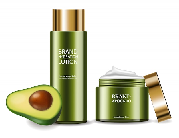 Avocado cream product