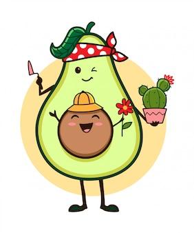 Садоводство авокадо
