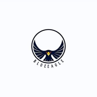 Awesome eagle logo