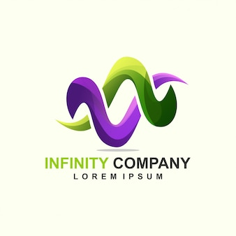 Awesome infinity logo