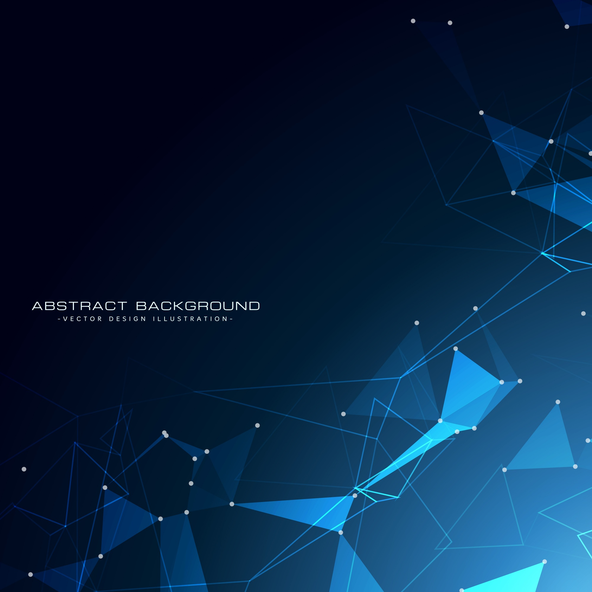 Awesome technology background