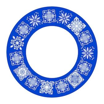 Образец пола португальской плитки azulejos, лиссабонская бесшовная синяя плитка индиго, винтажная геометрическая керамика, испанский векторный фон. марокканский геометрический интерьер в стиле пэчворк. марокканские обои azulejo