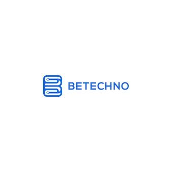 Bレターテクノロジーのロゴ