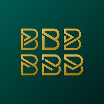 B буквенная линия