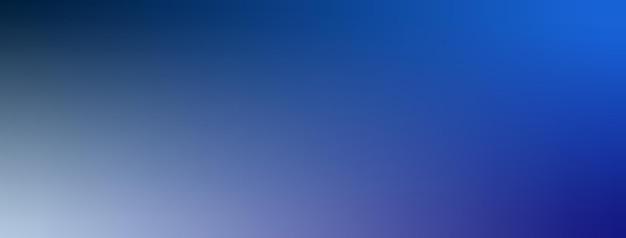 ベビーブルー、ロイヤルブルー、ダークブルー、ミッドナイトブルーのグラデーション壁紙背景ベクトルイラスト