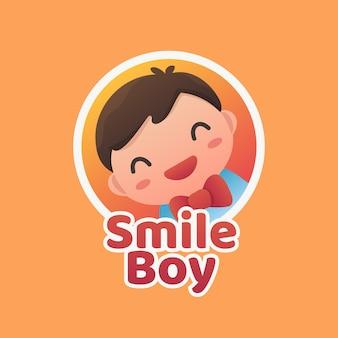Baby boy kids logo