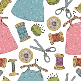 Baby dress background