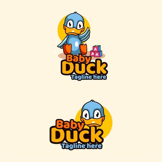 Baby duck талисманы характер