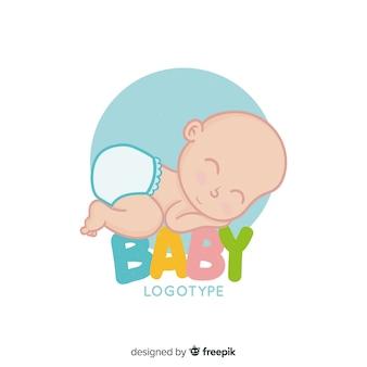 Baby logotype