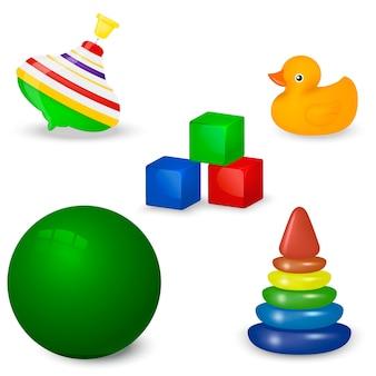 Baby toy set