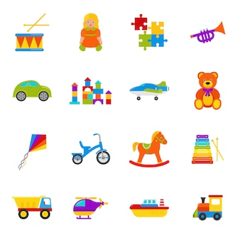 Baby toys set,