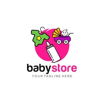 Babystore logo