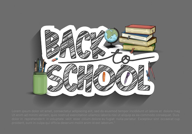 Back to school accesories
