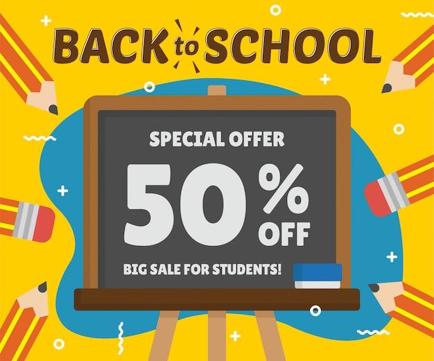 Back to school big sale