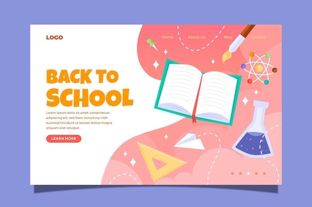 Torna al modello di home page della scuola