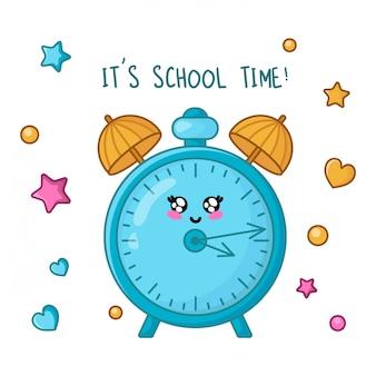 Back to school kawaii