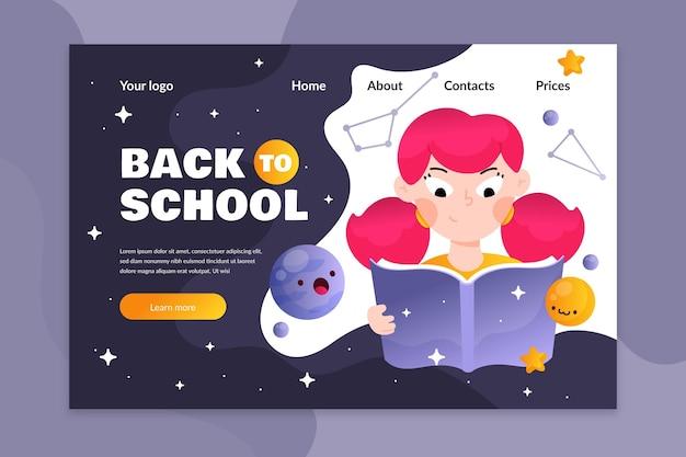 Torna alla pagina di destinazione della scuola illustrata