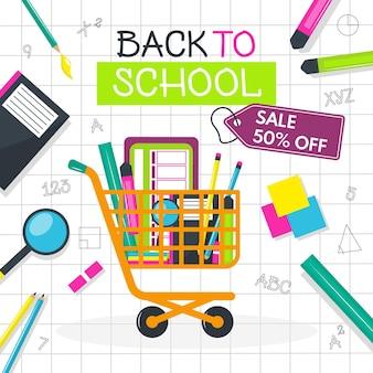 Back to school sales