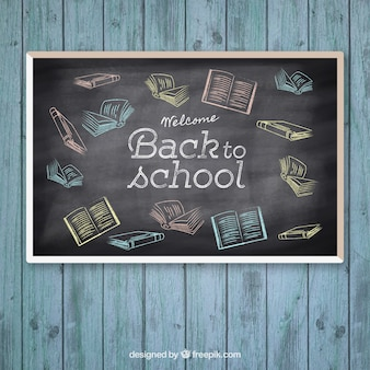 Back to school vector pack