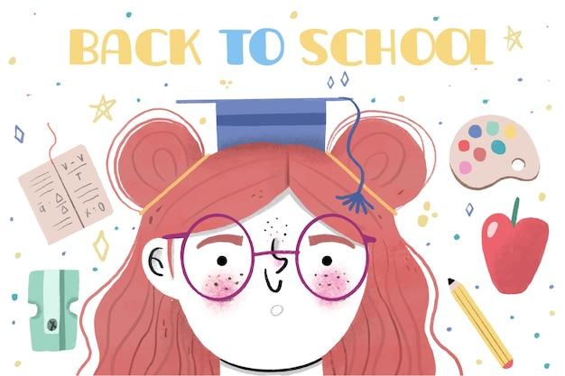 Снова в школу