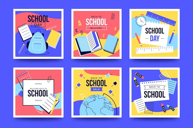 学校に戻るinstagramの投稿