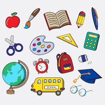 学校の文房具に戻る
