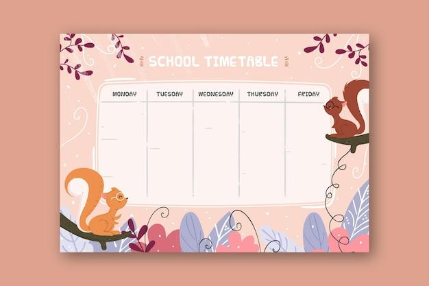 Вернуться к расписанию школы рисованной стиль