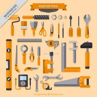 Background about carpentry tools