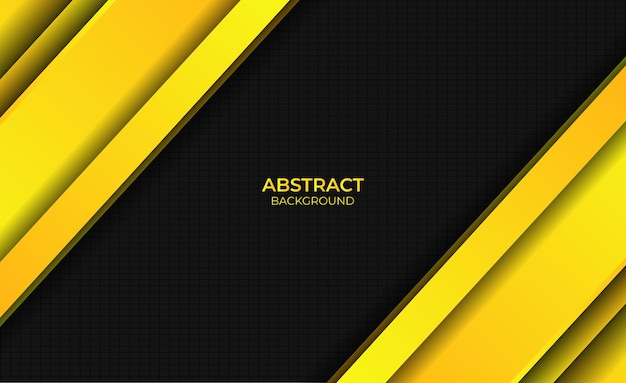 Background abstract gradient bright yellow design style