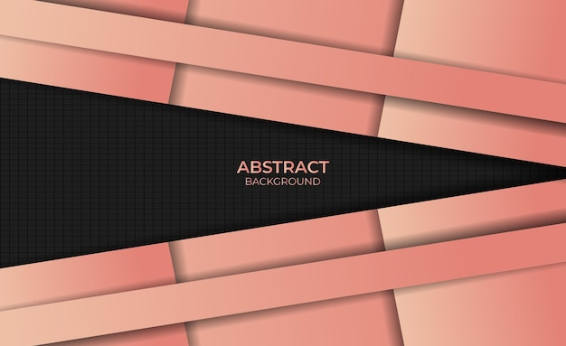 Background abstract gradient orange color design style