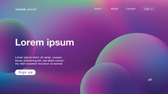 Background abstract holocolor purple light for Homepage