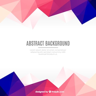 Background in abstract style