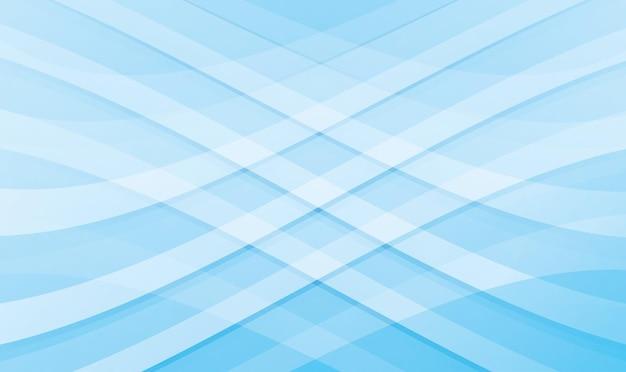 ビジネスのための背景の青い抽象的なパターン。ベクトルイラスト