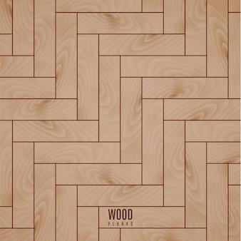 Background of brown wooden floor texture for your design