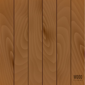Background of brown wooden texture for your design
