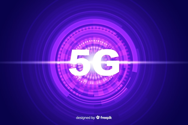 Background concept 5g
