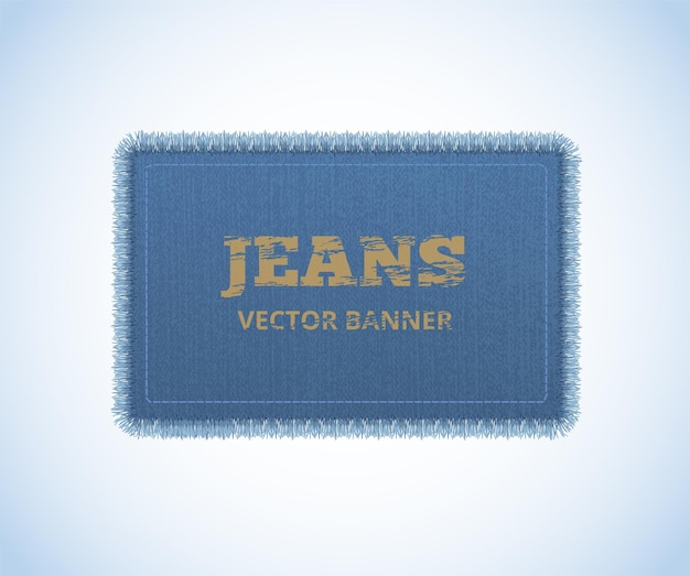 Background of denim texture. jeans realistic.