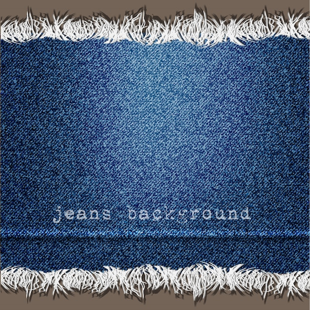 Background of denim texture