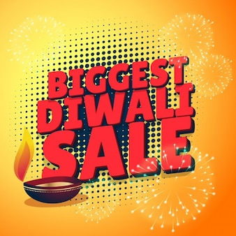 Background for diwali sales