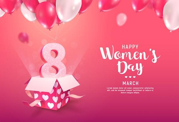 Фон для 8 марта приветствия