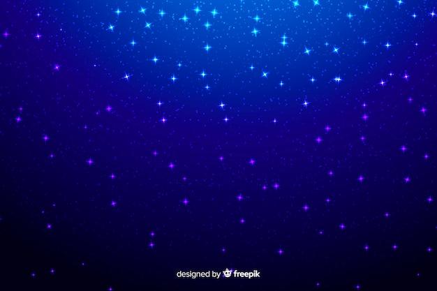 Фоновые частицы галактики