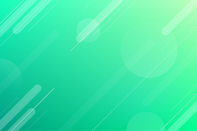 Background gradient green tones background
