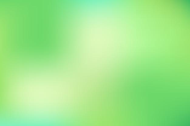 Background gradient green tones